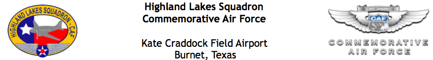 Highland Lakes Squadron - Commemorative Air Force